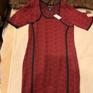 Ashley Stewart Body Con Dress
